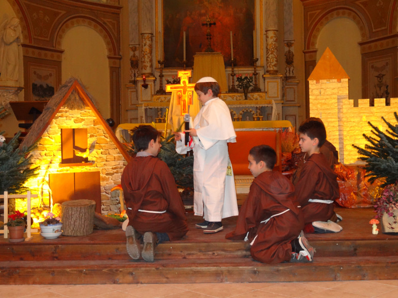 11-Bénédiction du pape