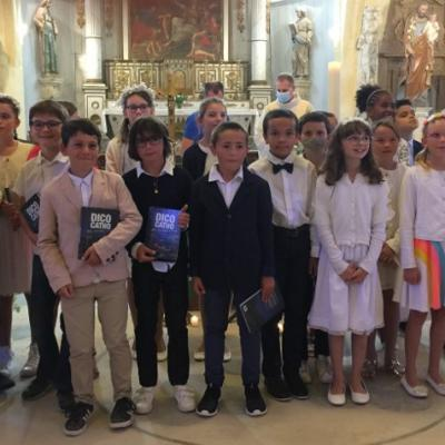 1ère communion 2020