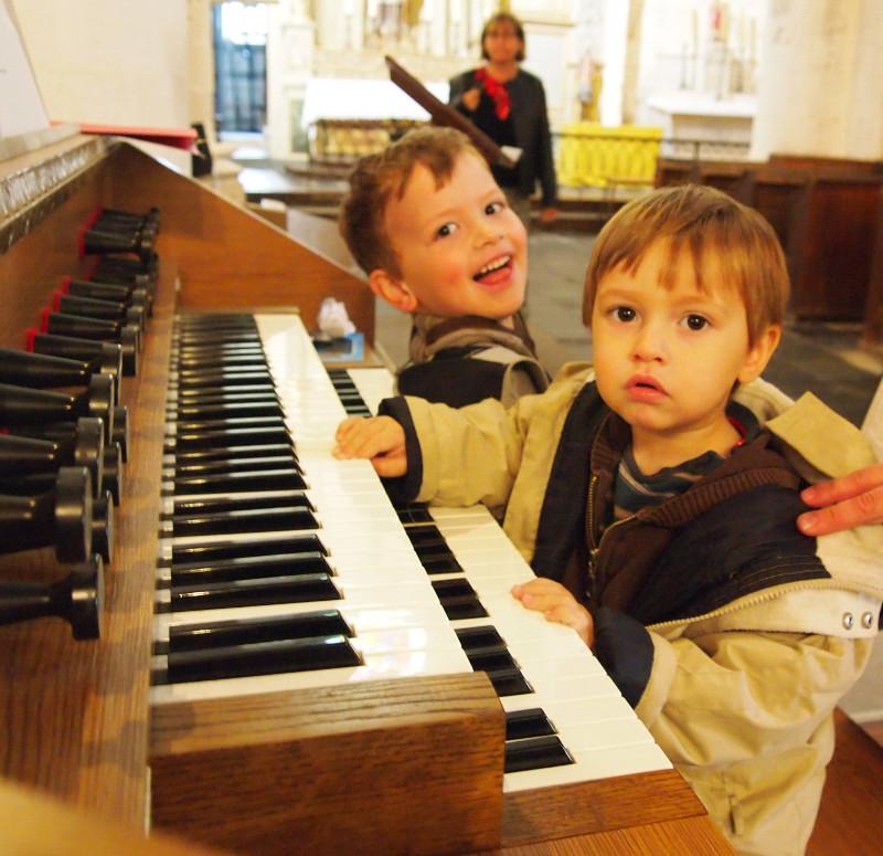 Organistes juniors